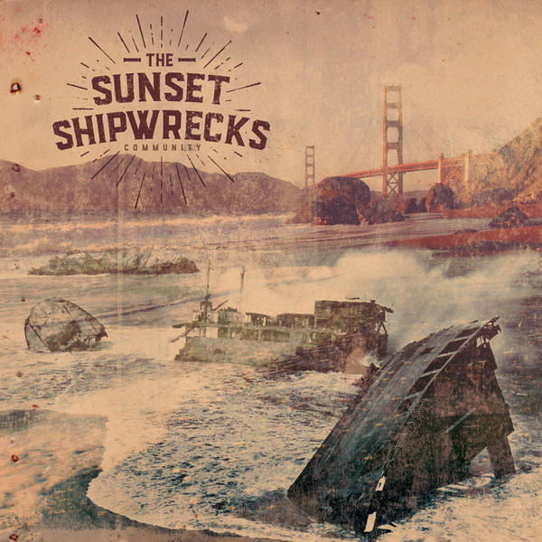 The Sunset Shipwrecks debut